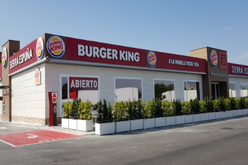Burger King Sierra Espuña
