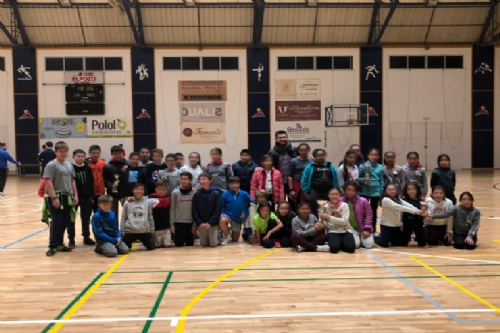 Final local del Campeonato Alevín de Minibasket