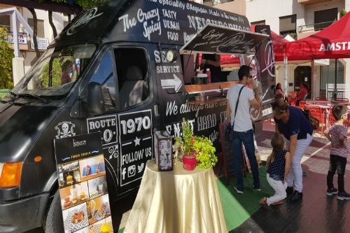 Feria de Día y Food Trucks