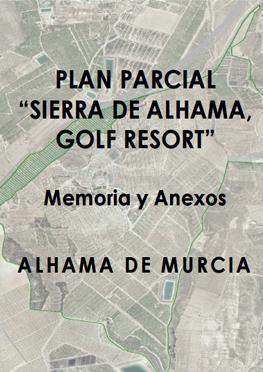 Plan Parcial Sierra de Alhama