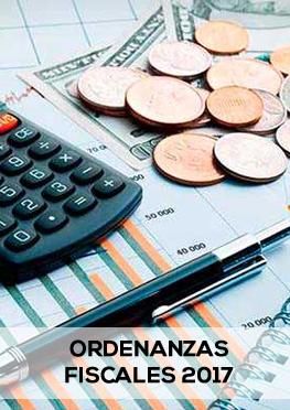 Ordenanzas fiscales 2017