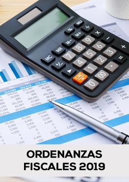 Ordenanzas fiscales 2019
