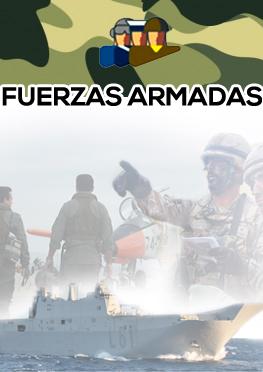 Fuerzas Armadas Ministerio de Defensa