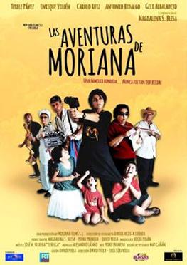 Las Aventuras de Moriana