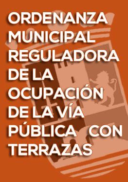 Ordenanza Municipal Reguladora de la Ocupación de la Vía Pública con Terrazas