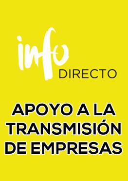 Instituto de Fomento - Apoyo a la transmisión de empresas