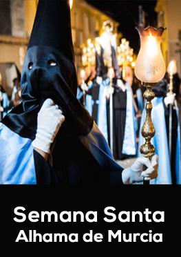 Semana Santa en Alhama de Murcia . Sale del sitio www.alhamademurcia.es