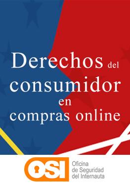 Derechos del Consumidor en compras online