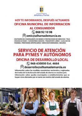 Atención para pymes y autónomos