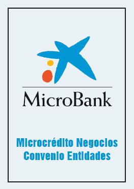 Microcrédito Negocios Convenio Entidades