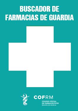 Buscador de farmacias de guardia en la Región de Murcia