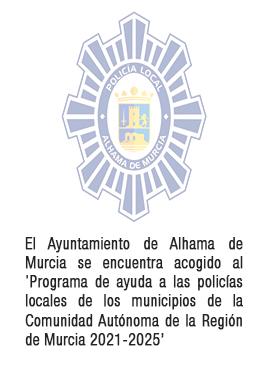 Programa de ayuda a las policías locales de los municipios de la Comunidad Autónoma de la Región de Murcia 2021-2025