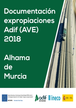 Documentación expropiaciones Adif (AVE) 2018
