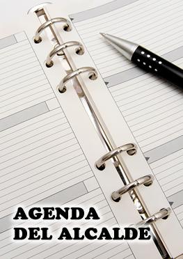 Agenda de la Alcaldesa