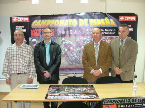 """Alhama acogerá el próximo fin de semana una prueba puntuable para el campeonato de España de Motocross en el circuito de """"Las Salinas"""""""