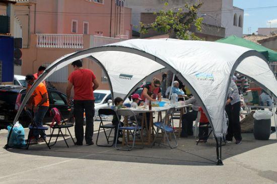 La peña Los Jugones gana el XX Concurso de Arroces de Los Mayos