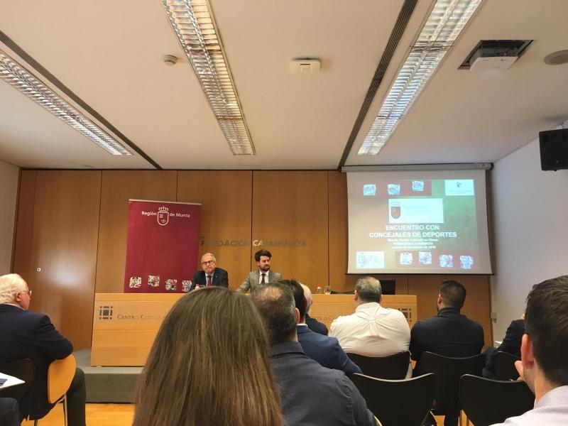 Alhama participa en la Jornada Técnico Jurídica del Deporte Municipal