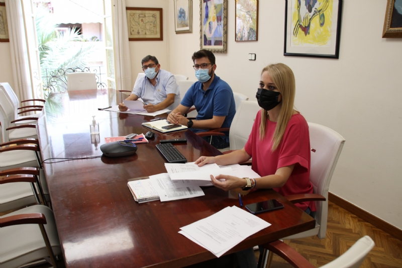 IndustriAlhama impulsa las obras de la 5º fase del Plan Parcial El Valle