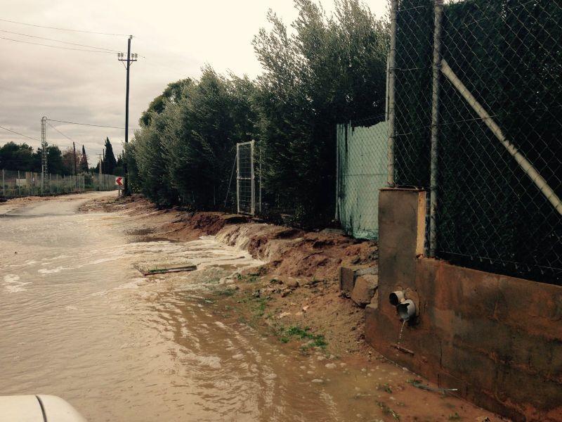 Valoración de daños por lluvias y nieve en inmuebles e infraestructuras municipales