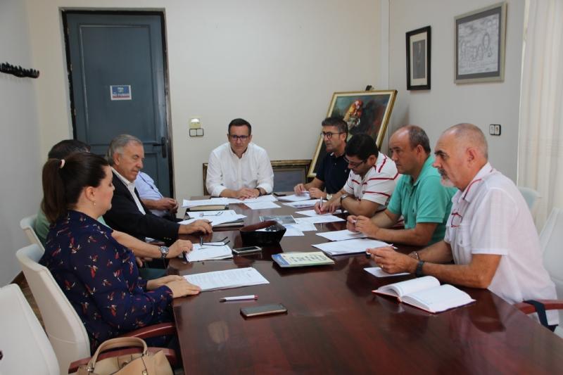 El Ayuntamiento solicita a la Delegación del Gobierno refuerzos de Guardia Civil para la fiesta de Los Mayos
