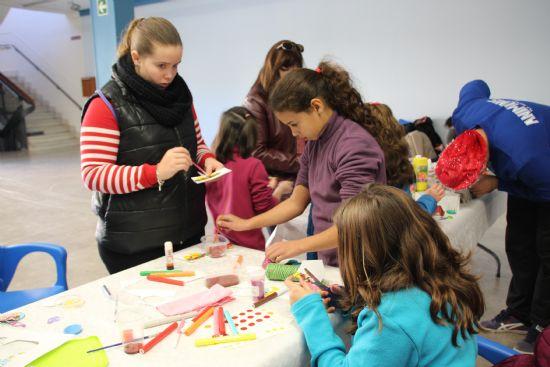 Los alhameños celebran la Navidad