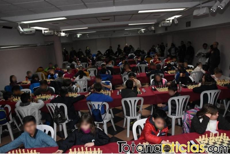 Jóvenes de Alhama participan en el Campeonato Regional de Ajedrez y en el Cross Escolar 2018