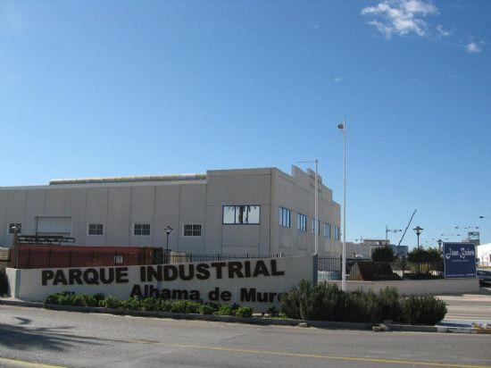 Parque Industrial de Alhama