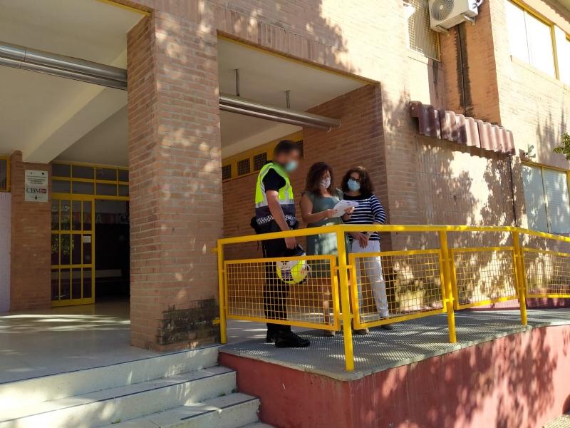 Los colegios de Alhama, preparados para el inicio de curso escolar 2020-2021