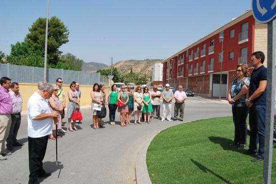 Alhama recupera el espíritu de Ermua con un homenaje a Miguel Ángel Blanco en el XV aniversario de su asesinato