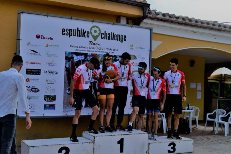 Resultados de la Espubike Challenge Race 2019