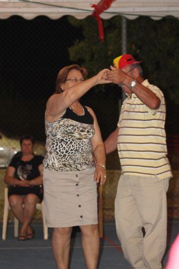 El Cañarico pone punto y final a sus fiestas con una multitudinaria procesión