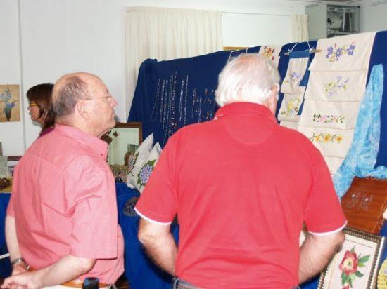 La pedanía de Gebas celebró sus Fiestas Patronales