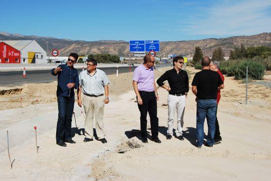 El Ayuntamiento de Alhama apuesta decisivamente por el sector industrial como fuente segura de empleo y se vuelca en mejorar el parque industrial y en facilitar y dar servicio a los futuros empresarios