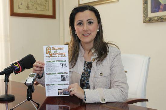 """El Ayuntamiento de Alhama  presenta un divertido programa para jóvenes con el nombre de """"Alhama de Aventura"""""""