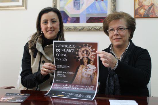 San Lázaro acoge este fin de semana un concierto de música sacra a cargo de la Coral de la Agrupación Musical de Alhama de Murcia