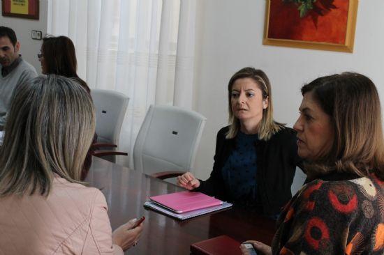 Comienzan los trabajos para la escolarización del curso 2014/2015
