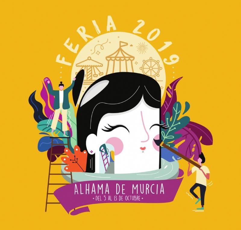Programa de Feria y Fiestas 2019. Del 5 al 13 de octubre
