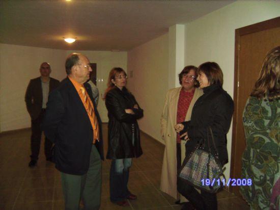 El Ayuntamiento entrega un local a los vecinos de Nuestra Señora del Rosario