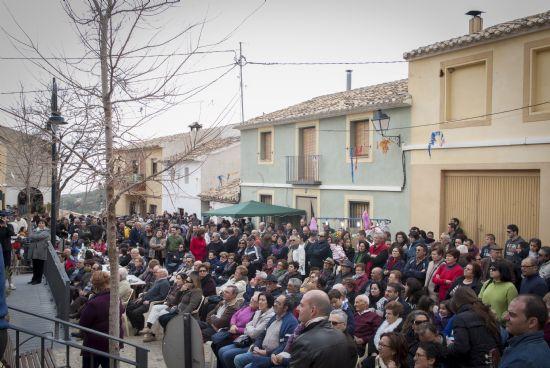 """Cientos de vecinos acuden al """"VI Encuentro de Cuadrillas"""""""
