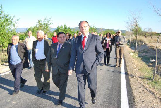 Gebas ya está dotada con las infraestructuras necesarias para el riego de sus cultivos