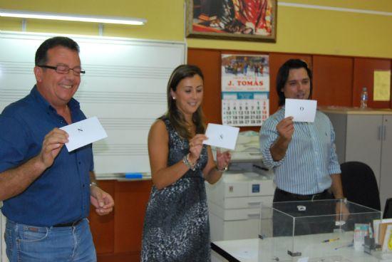 La Escuela de Música celebró el sorteo público de las plazas ofertadas en los distintos niveles
