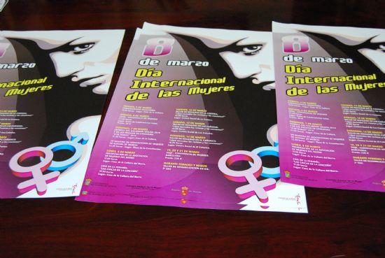Actividades en conmemoración del Día Internacional de las Mujeres