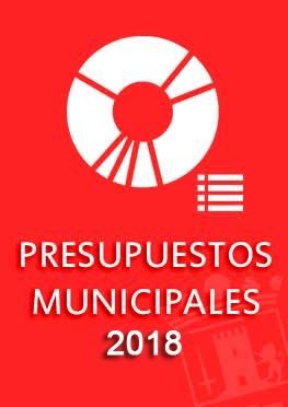 El Pleno aprueba los Presupuestos Municipales y la Relación de Puestos de Trabajo para 2018