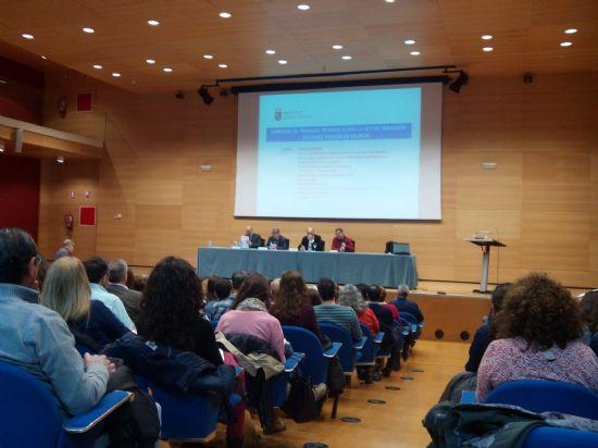 Jornada de trabajo técnico sobre la ley de Servicios Sociales en la Región de Murcia