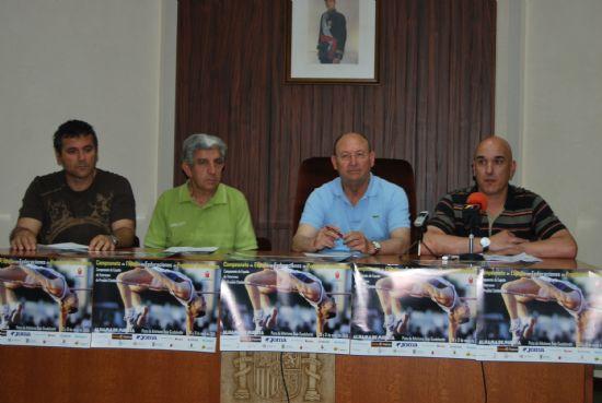 Los días 30 y 31 de mayo se celebra el Campeonato de España de Federaciones de Pruebas Combinadas de Atletismo