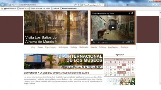 El Museo Arqueológico cuenta ya con su propia web
