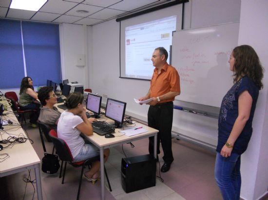 Clausurado el primer curso de administración electrónica