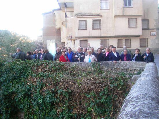 Nuestros mayores disfrutaron de un cultural y divertido viaje a Cuenca