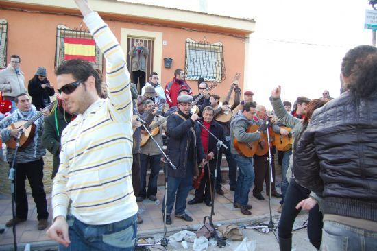 Los alhameños, presentes en la XXXI Fiesta de las Cuadrillas de Barranda