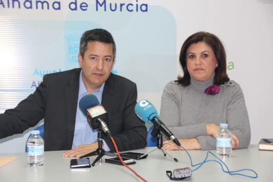 Ujaldón aclara que la Consejería de Educación invertirá 2,5 millones de euros en el nuevo IES Valle de Leiva de Alhama, obra que se pretende comenzar este año